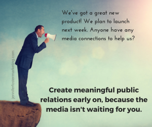 Create Meaningful Public Relations